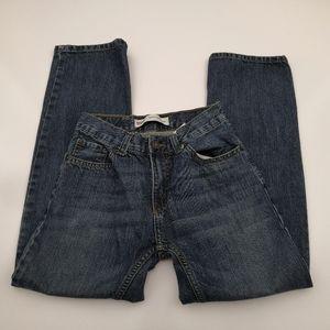 Levi's 505 Regular Fit Boys Denim Jeans 14 Slim
